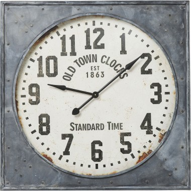 Wall Clock Old Town Clocks Ø100cm Kare Design