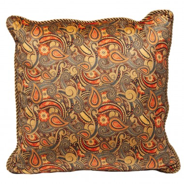 Cushion Paisley  45x45cm Kare Design