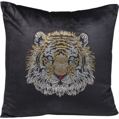 Cushion Tiger Face 45x45cm Kare Design