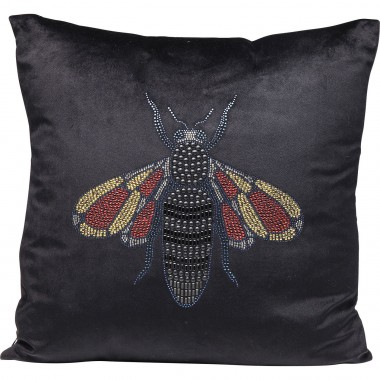 Cushion Fashion Bee 45x45cm Kare Design