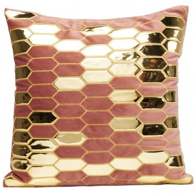 Cushion Honeycomb De Luxe 45x45cm Kare Design