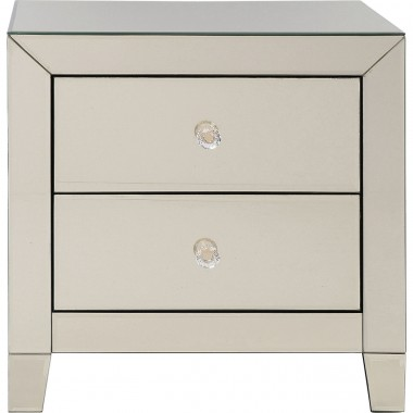 Dresser Small Luxury Champagne 2 Drawers Kare Design