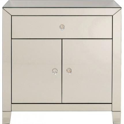 Dresser Luxury Gold 2Doors 1 Drawer Kare Design