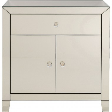 Dresser Luxury Gold 2Doors 1 Drawer Kare Design