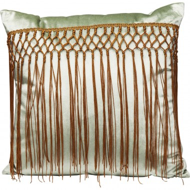 Cushion  Falling Fringes 45x45cm Kare Design
