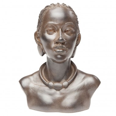 Deco Object African Lady Necklace Kare Design