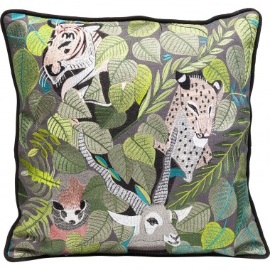 Cushion Exotic Animals 50x50cm Kare Design