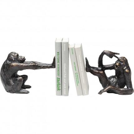 Bookend Monkey (2/Set) Kare Design