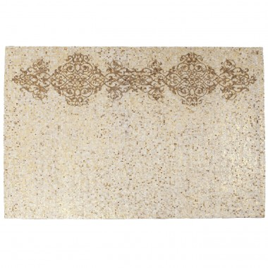 Carpet Ornaments Beige 240x170cm Kare Design