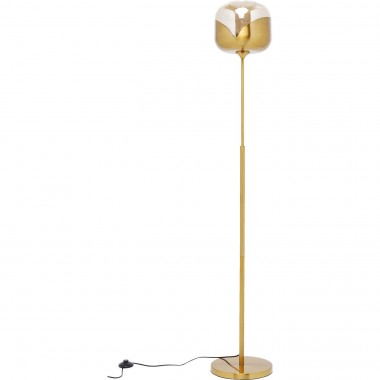 Floor  Lamp Golden Goblet Ball Kare Design