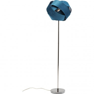 Floor Lamp Knot Bluegreen Kare Design