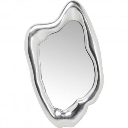 Mirror Hologram Silver 117x68cm Kare Design