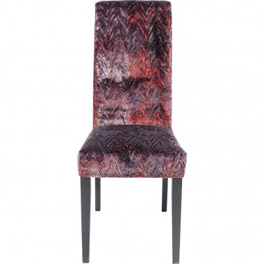 Chair Econo Slim Fancy Red Kare Design