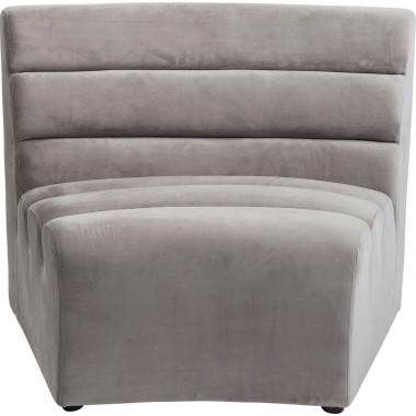 Sofa Element Wave Grey Kare Design