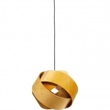Pendant Lamp Knot Yellow Kare Design