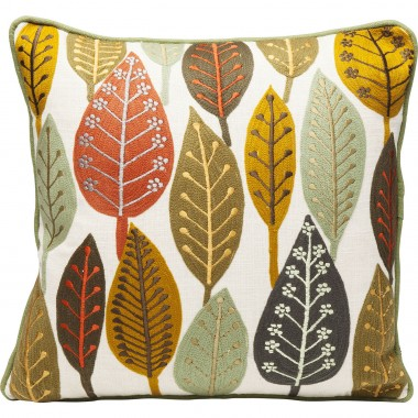 Cushion Fall Forest Leaves 45x45cm Kare Design