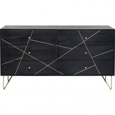 Sideboard Gold Vein Kare Design