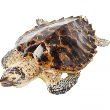 Deco Object Water Turtle Small Kare Design