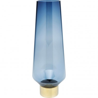 Vase Noble Ring Blue 60cm Kare Design
