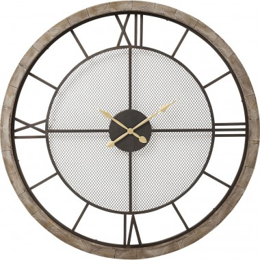 Wall Clock Village Ø121cm Kare Design