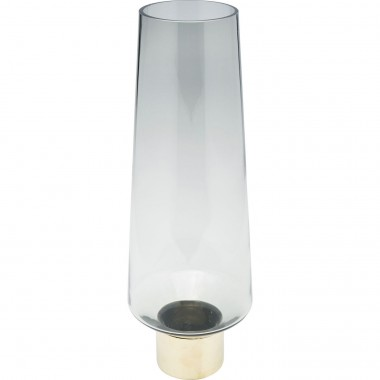 Vase Noble Ring Grey 40cm Kare Design