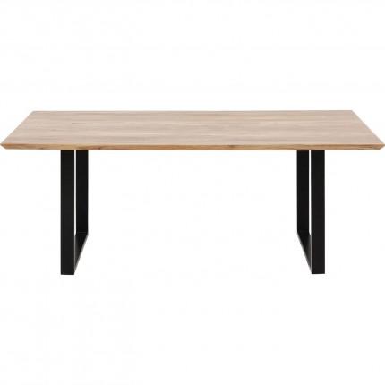 Table Symphony Black 160x80cm Kare Design