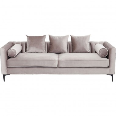 Sofa 3-Seater Variete Grey Kare Design