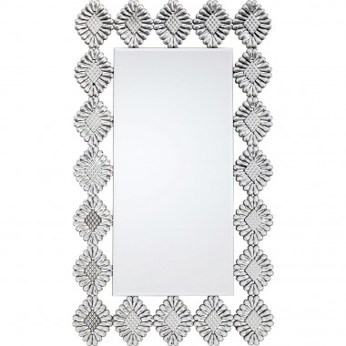 Mirror Brooch 143x81cm Kare Design
