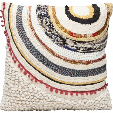 Cushion Ethno Earth 50x50cm Kare Design