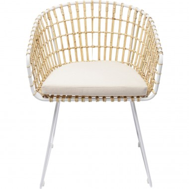 Chaise avec accoudoirs Dolce Kare Design