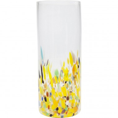 Vase Abstract Dots 36cm Kare Design