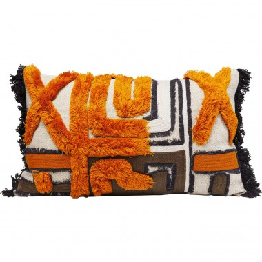 Cushion Wild Life Orange 50x30cm Kare Design