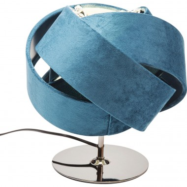 Table Lamp Knot Bluegreen Kare Design