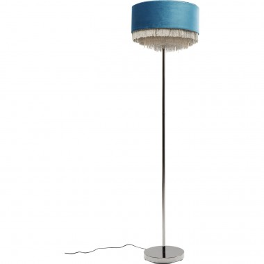 Floor Lamp Tassel Bluegreen Kare Design