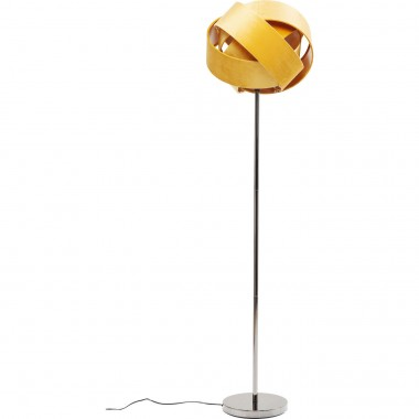 Floor Lamp Knot Yellow Kare Design