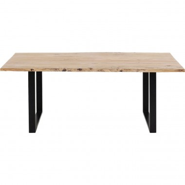 Table Harmony black 160x80cm Kare Design