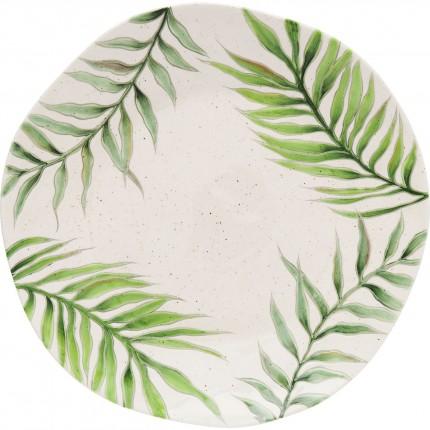 Plate Flamingo Holidays Ø29cm Kare Design
