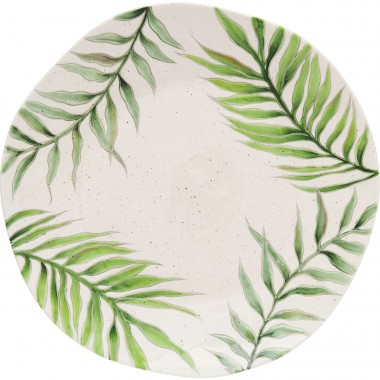 Plat Tropical 29cm Kare Design