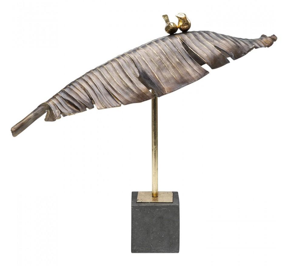 Déco feuille de bananier 54cm Kare Design