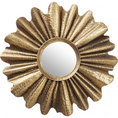 Mirror Sun King Ø80cm Kare Design