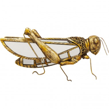 Wall Decoration Grasshopper Mirror Kare Design