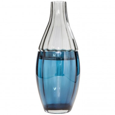 Vase Duo bicolore 42cm Kare Design