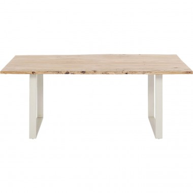 Table Harmony Silver 160x80cm Kare Design