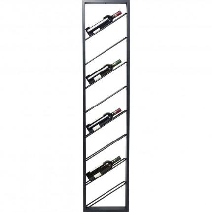 Wall Wine Shelf Bistro Uno 160cm Kare Design