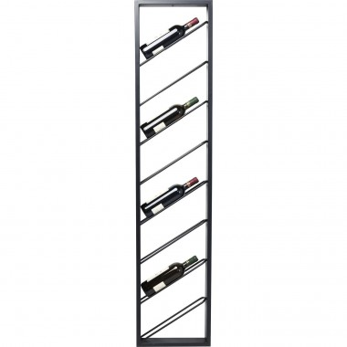 Wall Wine Shelf Bistro Uno 160cm Kare Design