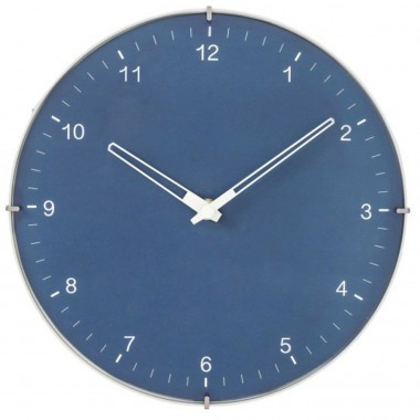 Wall Clock Curve Ø26cm Kare Design