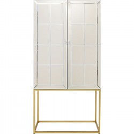 Bar Cabinet Luxury Champagne Kare Design