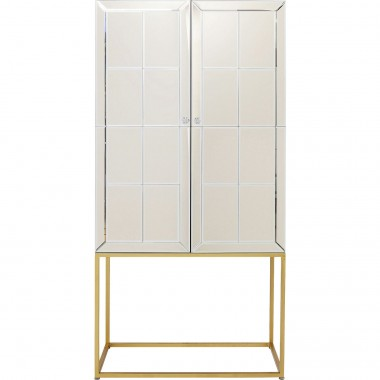 Bar Cabinet Luxury Champagne Kare Design