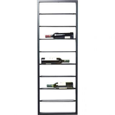 Wall Wine Shelf Bistro 120cm Kare Design
