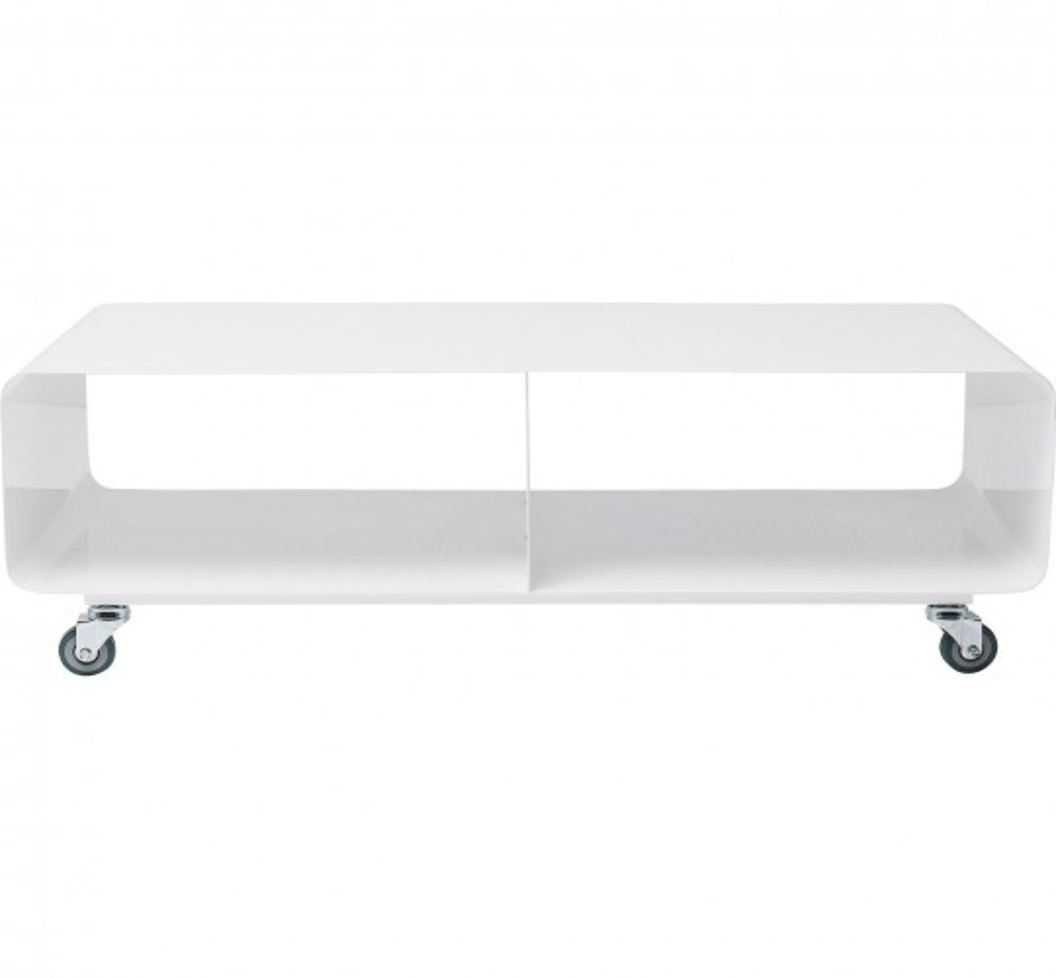 Tv Meubel Design.White Design Tv Stand Lounge Kare Design